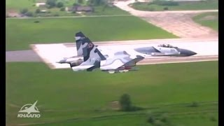 Sukhoi Knaaz - Su-27SKM Flanker-B Multi-Role Fighter [480p]
