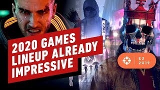 2020 Already Looks Like A Great Year For Games - E3 2019