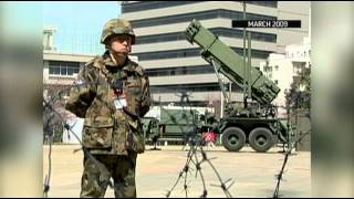 Japan Warning Over North Korean Rocket