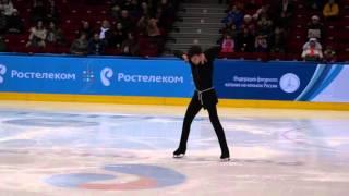 Первенство России среди юниоров 2016  Юноши  ПП 15 Дмитрий АЛИЕВ СПБ