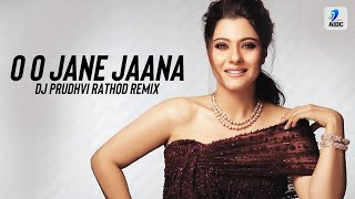 O O Jane Jaana (Remix) | Salman Khan | DJ Prudhvi Rathod