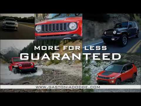 Jeep Celetion Event at Gastonia Chrysler Dodge Jeep Ram - YouTube