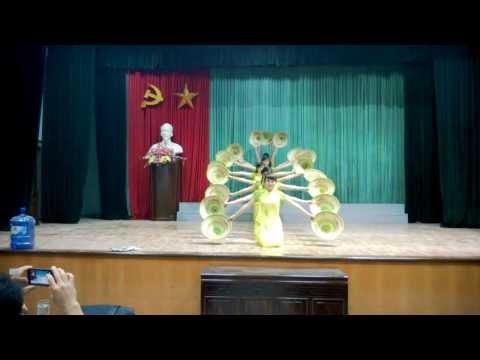 YTCC-K1 múa Quê Tôi-Thùy Chi đợt tổng duyệt