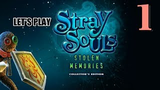Stray Souls 2: Stolen Memories CE [01] w/YourGibs - HUSBAND DISAPPEARS AGAIN - OPENING - Part 1