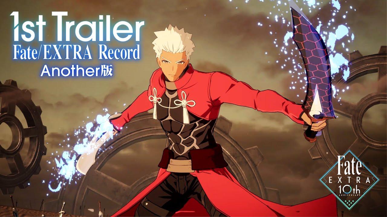 【公式】Fate/EXTRA Record ファーストトレーラー Another Ver.