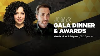 The 2019 JUNO Gala Dinner & Awards