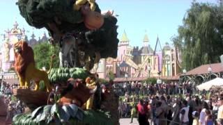 Disneyland Paris Once Upon A Dream Parade 2011