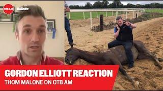 Gordon Elliott Controversy | Thom Malone on OTB AM