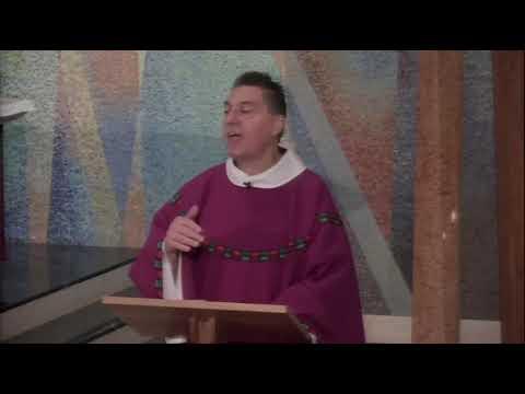 Mass For Shut Ins Second Sunday of Lent February 28, 2021