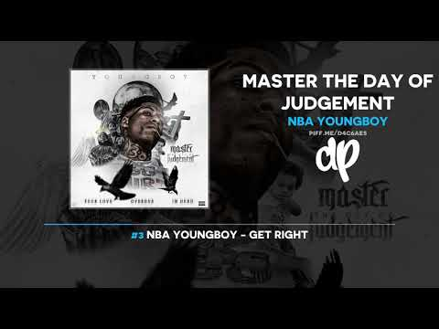 NBA Youngboy - Master The Day Of Judgement (FULL MIXTAPE)