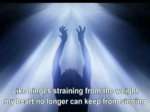 God With Us--Mercy Me With Lyrics