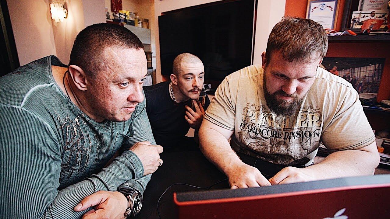 Блуд, Кокляев, Сарычев читают комментарии хэйтеров