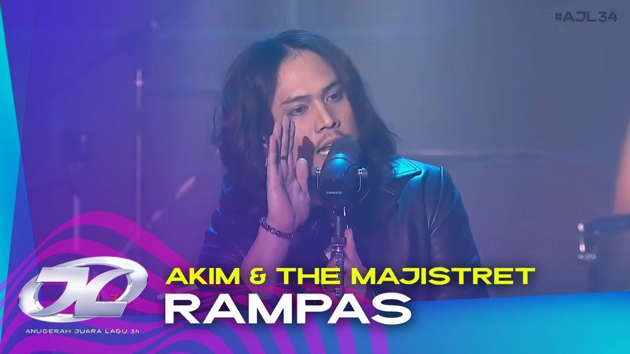 Rampas - Akim & The Majistret | #AJL34