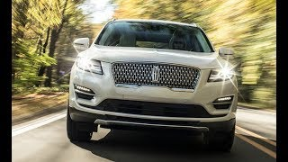 2019 Lincoln MKC The well connected