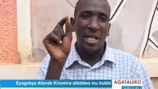 Eyagobye Afande Kirumira attiddwa mu bubbi thumbnail