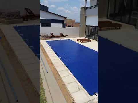 Pool covers Pretoria and Johannesburg