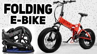 Top 5 Folding Electric Bikes 2019