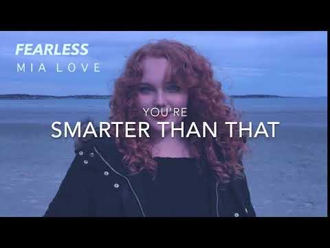 Fearless (Lyric Video) -  Mia Love