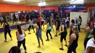 Coreografia Malha funk- Vira de ladinho- Aulão de carnaval.