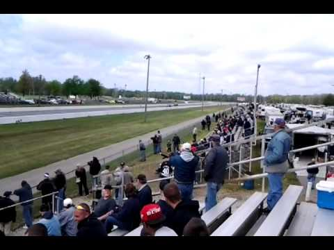 new detroit drag strip