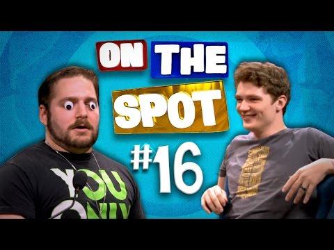 Team A Minus Team vs. Team CIS - On The Spot #16