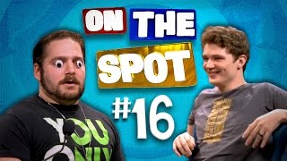 Team A Minus Team vs Team CIS - On The Spot #16