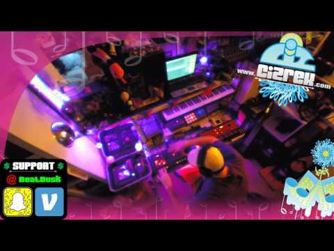 Neon BeatBox & Synth Looping Experience - CizreK Live (10-23-2016)