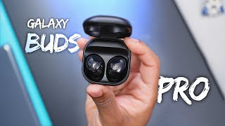 Samsung Galaxy Buds PRO - Unboxing & Review!