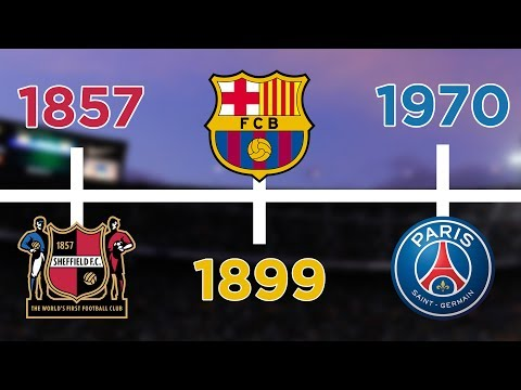 How Old Is Your Football Club?