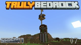 Truly Bedrock Episode 7: Raid farm and freelancing