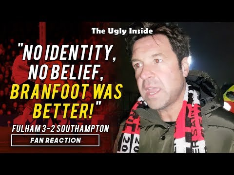 """No identity, no belief, Branfoot was better!"" 