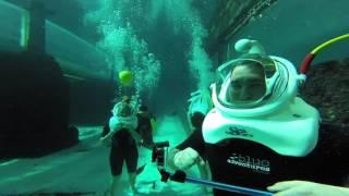 Shark Walk Aquaventure at Atlantis Resort - Paradise Island, Bahamas