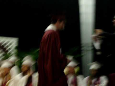 Anthony McNamara Graduation