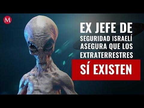 Ex jefe de seguridad israelí asegura que los extraterrestres sí existen; redes reaccionan