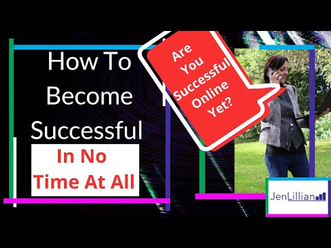 How to become successful in no time at all (whether it's ecommerce, online coaching etc) 🤛 thumbnail