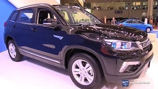 2016 Changan CS 75 AWD Blue Core - Exterior and Interior Walkaround - 2016 Moscow Automobile Salon