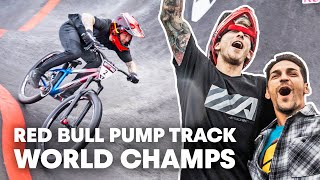 Against the Clock | Highlights from Red Bull Pump Track World Championships 2019 in Bern