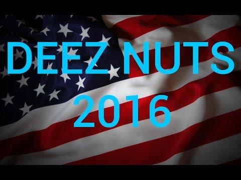 BREAKING: DEEZ NUTS