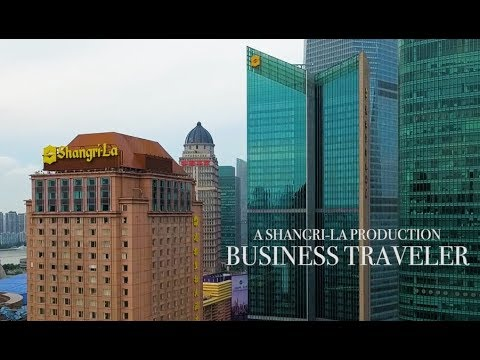 BusinessTraveler At Pudong Shangri-La, East Shanghai