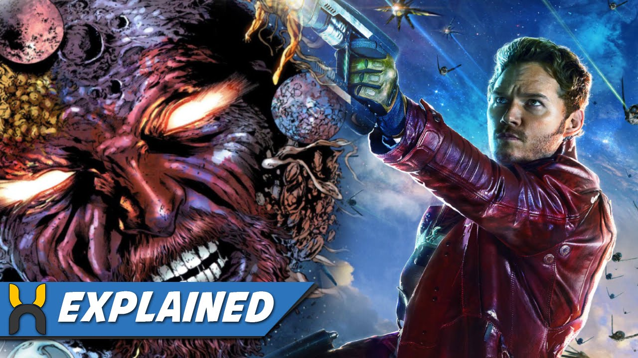 Star Lord Father Reveal OFFICIALLY EXPLAINED! - YouTube