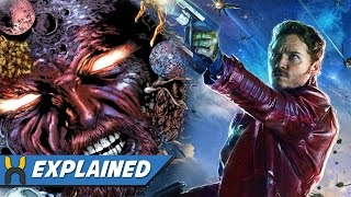 Star Lord Father Reveal OFFICIALLY EXPLAINED!