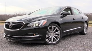 2017 Buick LaCrosse Premium Road Test & In Depth Review