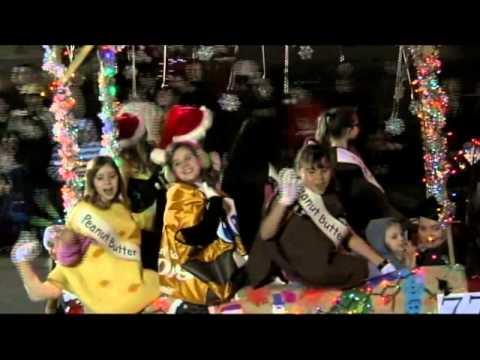 2012 Pueblo Parade of Lights (Part 2)