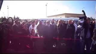New Suez Canal: Mmis and head of Emirates NBD Inaugurate relief center