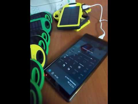 solar charger yellow not working VID 20160630 003342