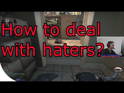 9 YEAR OLD MGE PLAYS CSGO #3 | How to deal with haters? (Dutch)