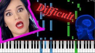 Jak zagrac Ewelina Lisowska-Nieodporny Rozum na pianinie (tutorial)