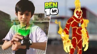 Ben 10 Transformation in Real Life Episode 6 | A Short film VFX Test
