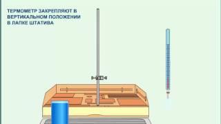 Измерение относительной влажности воздуха