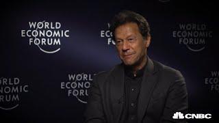 Full interview: Pakistan Prime Minister Imran Khan | CNBC International